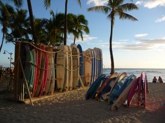 Waikiki Beach, Hawaii, United States